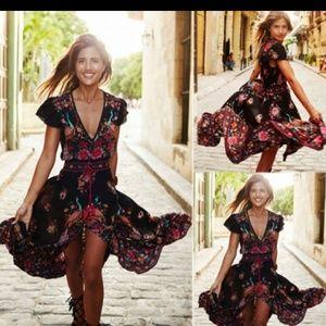 Floral maxi dress bundle